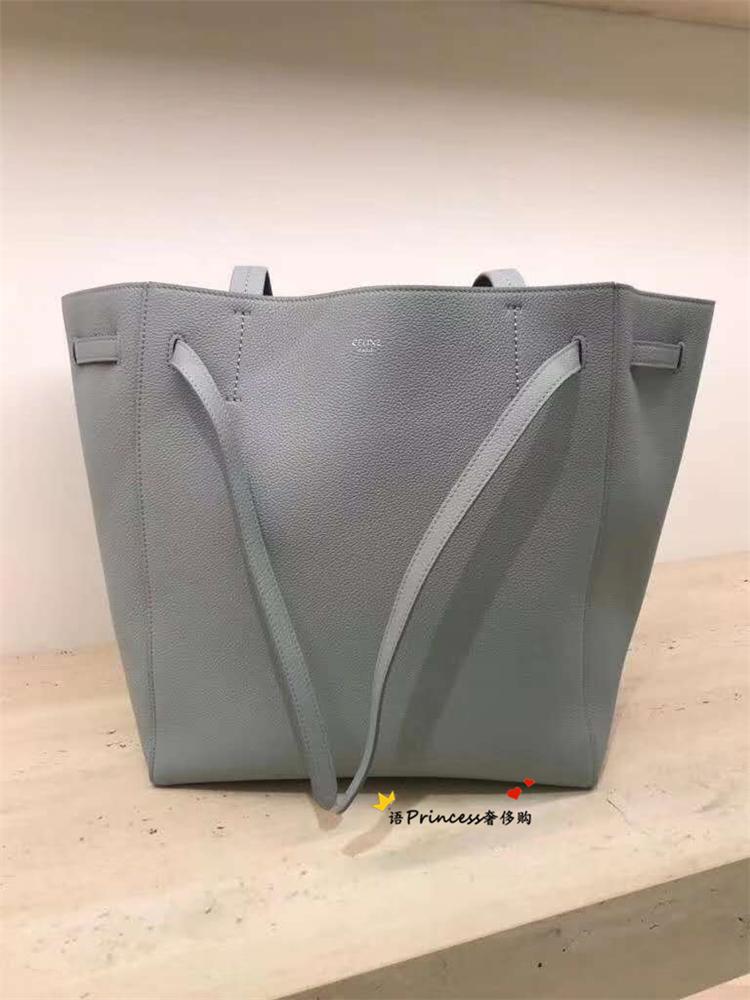 モⅾกระเป๋ากีฬาสะพายข้างกระเป๋ากีฬากระเป๋าเดินทางCeline Celine Cabas CLASSIC Phantomกระเป๋าสะพายไหล่ถังกระเป๋าถือdrawstrin