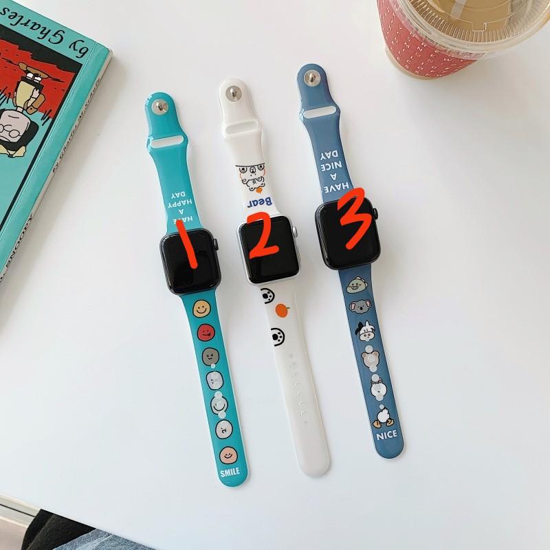 สายนาฬิกาข้อมือ Applewatch 44 / 42มม.40 / 38มม. สําหรับ Iwatch Series