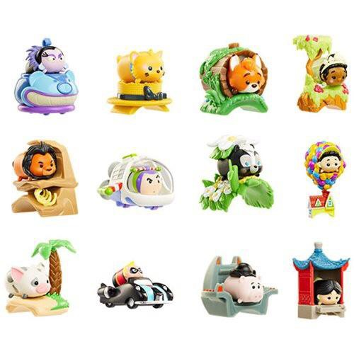 Alice and Pooh NEW Mickey Mouse Disney Tsum Tsum 3 Pack Series 1 Figures