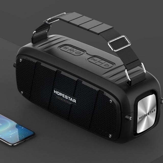🔥New Hopestar A20/A20 Pro ลำโพงบลูทู ธ เสียงดีเบสแน่นดังกระหมของแท้ 100% (แถมไมโครโฟน wireless)