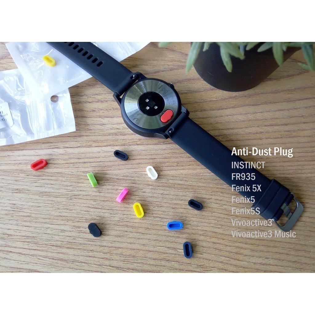 สาย applewatch สาย applewatch แท้ ปลั๊กซิลิโคนอุดช่องชาร์จ Garmin FR245 / INSTINCT