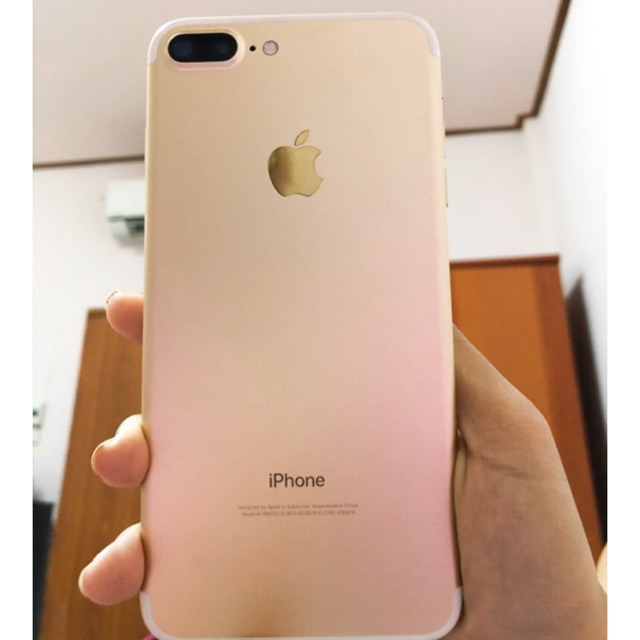 Apple iphone 7 plus 256 GB / 128 GB / 32 GB ไอโฟน 7p i7p iphone 7plus โทรศัพท์มือถือ (2 มือ 99% ใหม่)