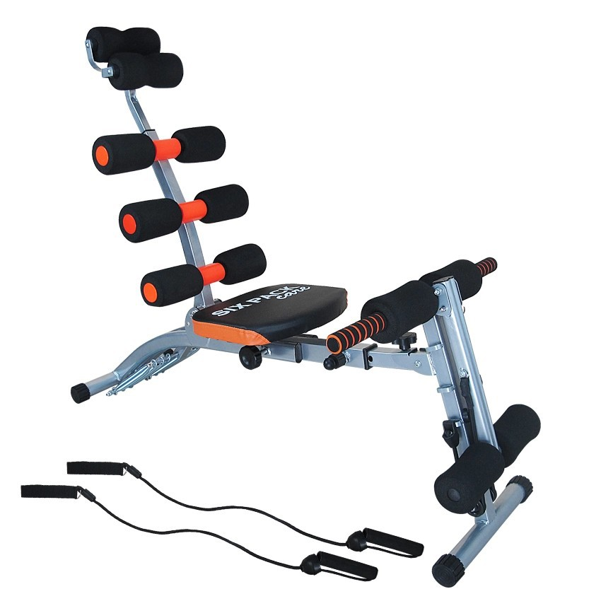 SportShop เครื่องออกกำลังกาย ลดหน้าท้อง ต้นขาสะโพก เครื่องออกกำลังกาย Six Pack Care เครื่องออกกําลังกายคาร์ดิโอ