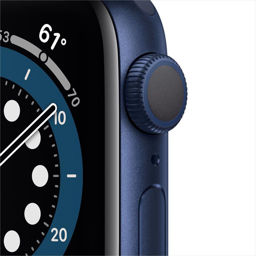 EK94 [Mã ELMALL1TR giảm 5% đơn 3TR] Apple Watch Series 6 40mm GPS Sport Band