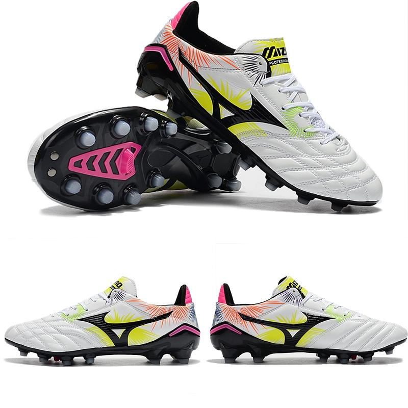 Mizuno Morelia Neo II FG รองเท้าฟุตบอลที่ขายดีที่สุด รองเท้าฟุตบอลของ