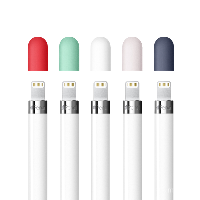 ปากกาเขียนไอแพด★Apple pencilทางเลือกหมวกแอปเปิ้ลปากกาชุดรุ่นใบ้applepencilซิลิโคนipencilบางipadปากกาน่ารักipadpencilเคส1