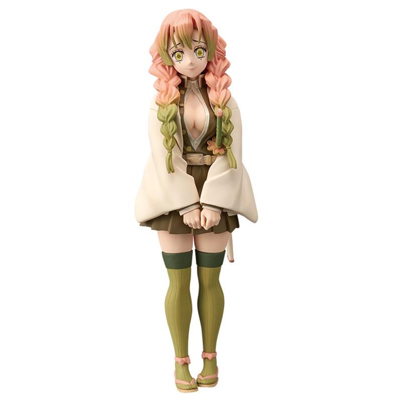 รูป:Cuteanime 100 al Banresto Demon Slayer Kanroji Mitsuri Tokitou Muichir Figure VC Action Model Toys Anime Figure