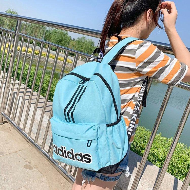 『แท้』 กระเป๋าเป้สะพายหลังชายและหญิง อาดิดาส Adidas Men's Backpack