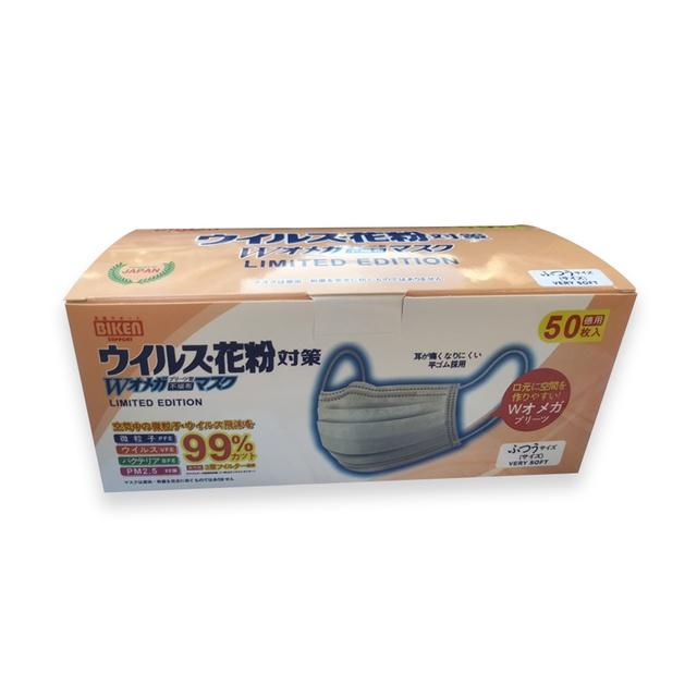 หน้ากากอนามัย งานญี่ปุ่น BIKEN Very soft