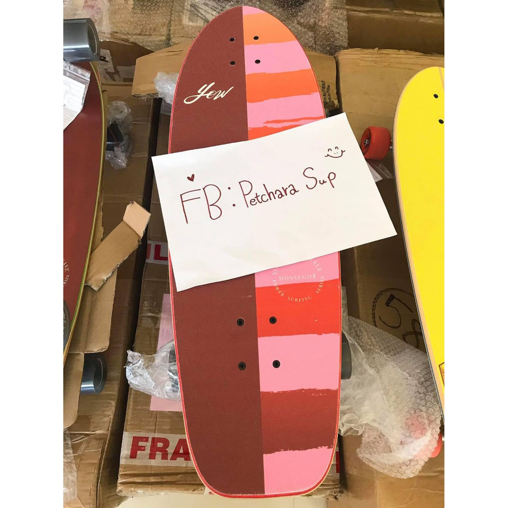 """Surfskate YOW Hossegor S4 30"""""""