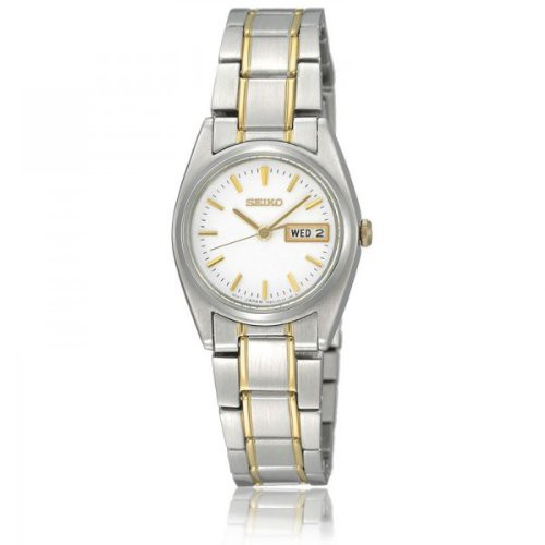 นาฬิกาข้อมือผู้หญิง Seiko Quartz SXA131P1 Women's Watch