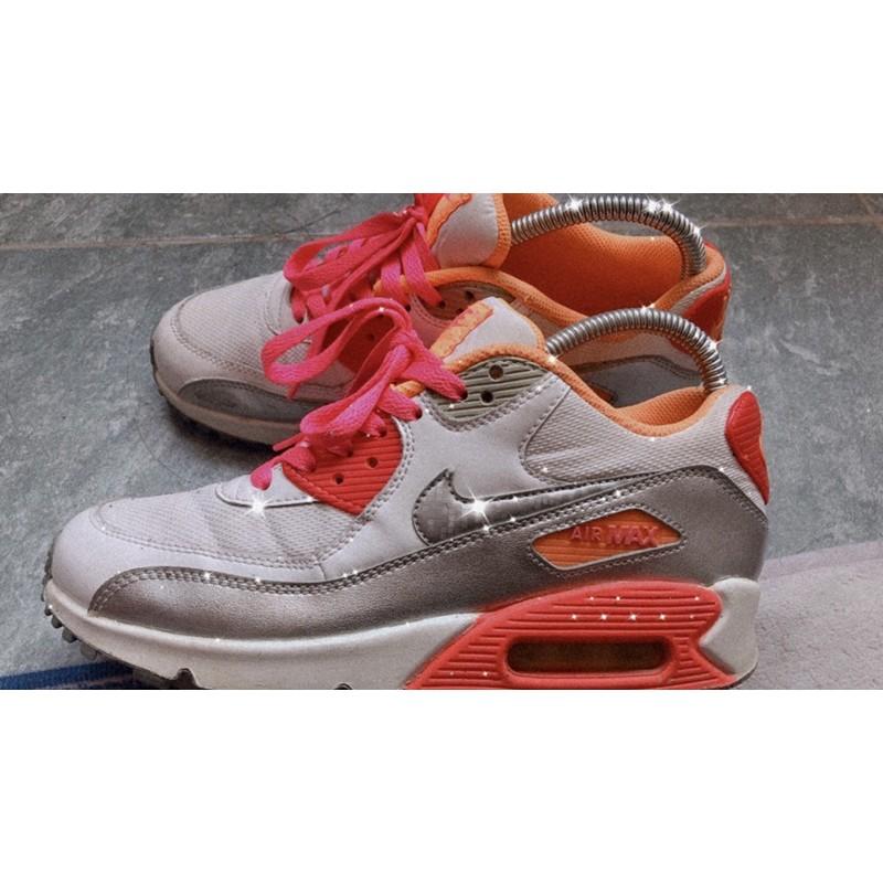 รองเท้ามือสอง NikeAirMax90Gs