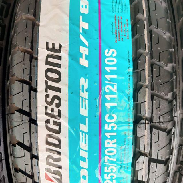 ยาง 255/70R15 Bridgestone D840