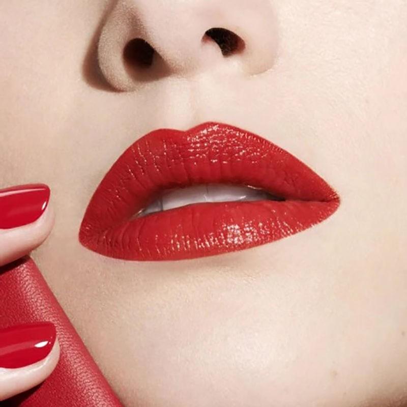 ลิปสติก Dior✼✥Dior Dior flame blue gold lipstick lipstick 1.5g medium and small sample 999# คลาสสิก positive positive mo
