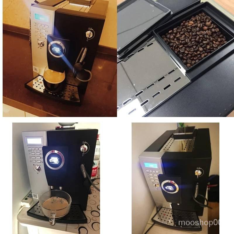 ️เครื่องชงกาแฟอัตโนมัติ CLT-Q003 Expresso ทำกาแฟอัตโนมัติปั๊ม  3-in-1 เครื่องบด/ชงกาแฟ/โฟมนม