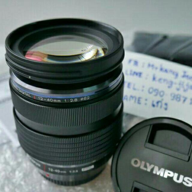 ((New)) Olympus M.Zuiko Digital ED 12-40mm f/2.8 Pro