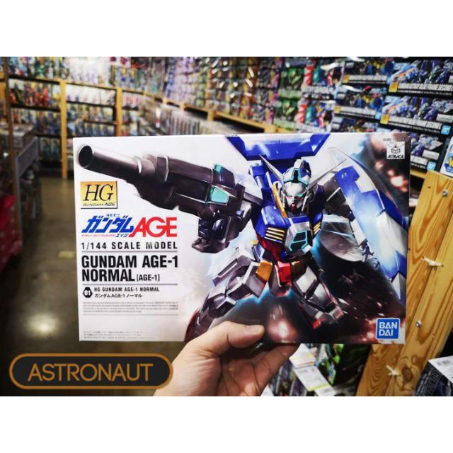 Bandai HG AGE Gundam AGE-1 Normal