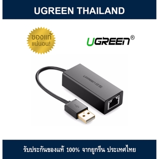UGREEN USB 2.0 100Mbps Ethernet Network Adapter (CR128)