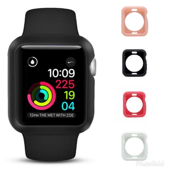 <พร้อมส่ง>⌚38/40/42/44-MM เคส TPU- แอปเปิ้ลวอทซ์  (case apple watch series 54321)
