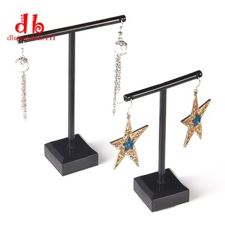 Acrylic Jewelry Rack Stud earrings Display stand show case Holder Organizer