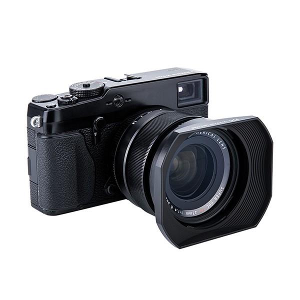 JJC LH-JXF23II ฮูดเลนส์สำหรับ Fuji 23mm F1.4 และ 56mm F1.2 iWV8