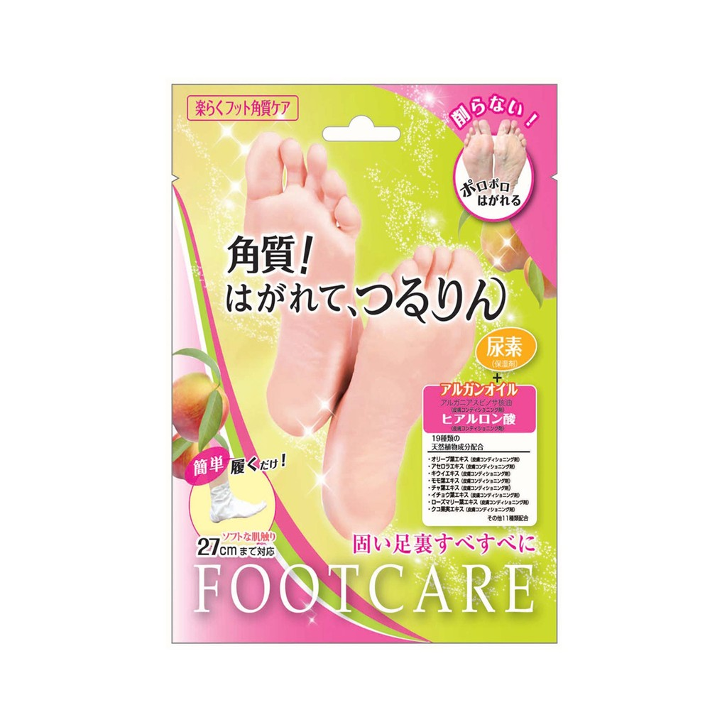 Lucky Trendy - Foot Peeling Mask (BHHM681)