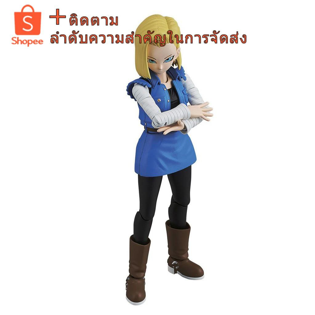 Bandai Figure-rise Standard Android 18 #011