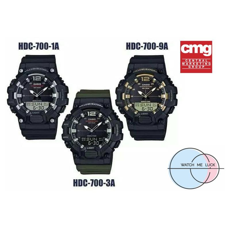 แท้แน่นอน 100% หายากสุดๆกับ CASIO HDC-700 อุปกรณ์ครบทุกอย่างพร้อมใบรับประกัน CMG