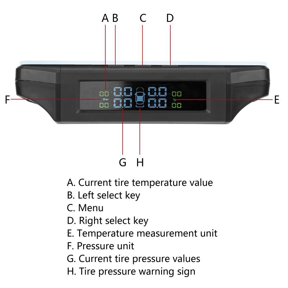 เครื่องวัดความดันยางรถยนต์