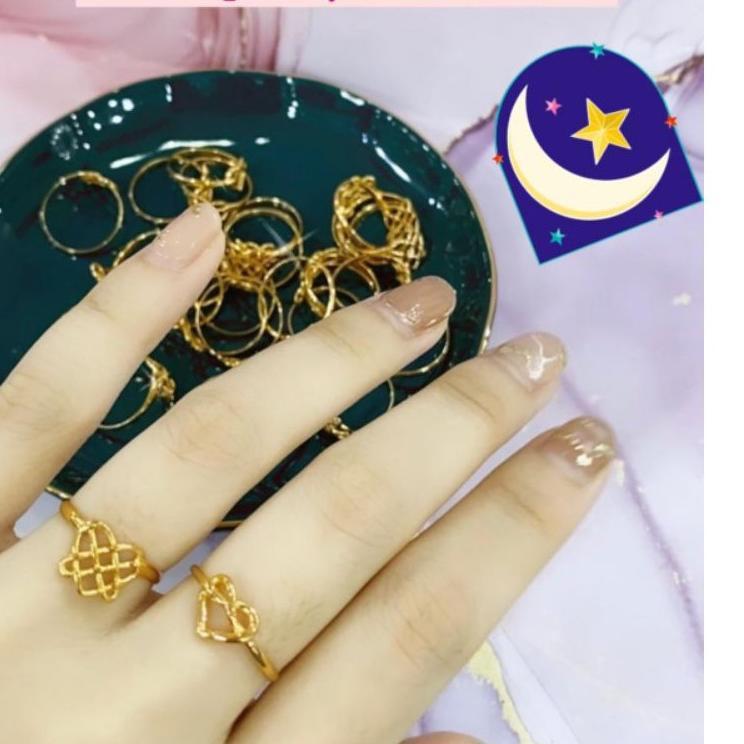 แหวนทองผูกราคาสินค้าล่าสุด k300 / 1กรัม