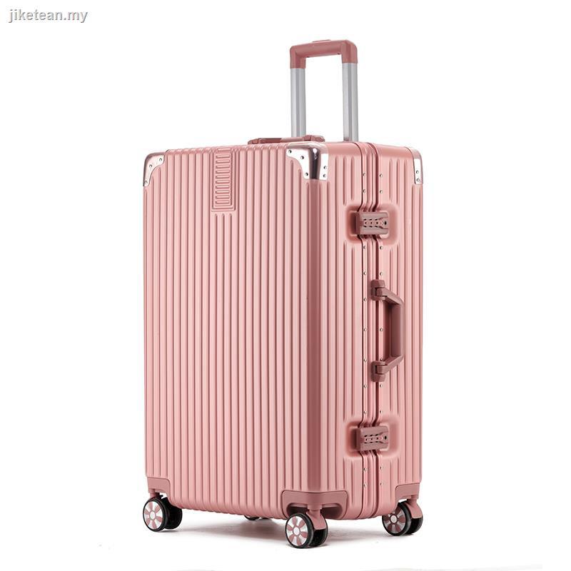 ₪ กระเป๋าเดินทางขนาดเล็ก 20 นิ้ว 24 เคส 26 นิ้วสําหรับผู้หญิงและผู้ชาย 28