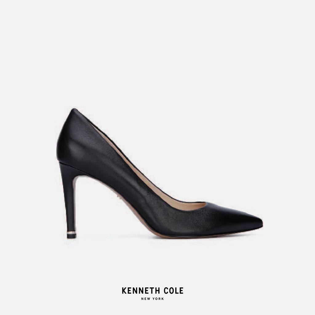 Kenneth Cole รองเท้าทำงานทรงคัชชูส้นสูง สีดำ