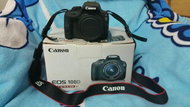 ลดราคา กล้องถ่ายรูป มืสองCanon 100D พร้อมเลนส์ | Shopee Thailand