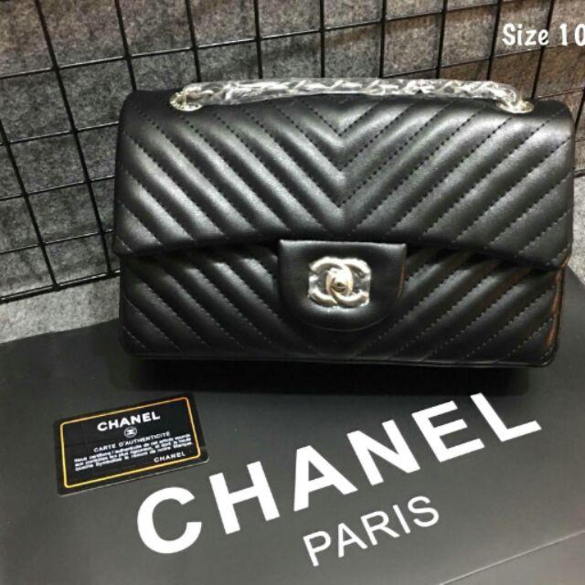 Chanel Boy อะไหร่เงิน
