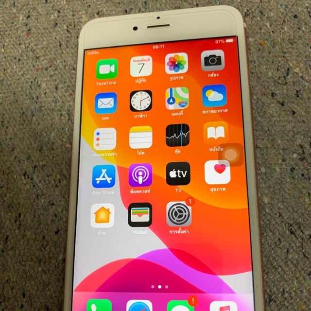 Iphone 6S plus 32 Gb ชมพู มือสอง