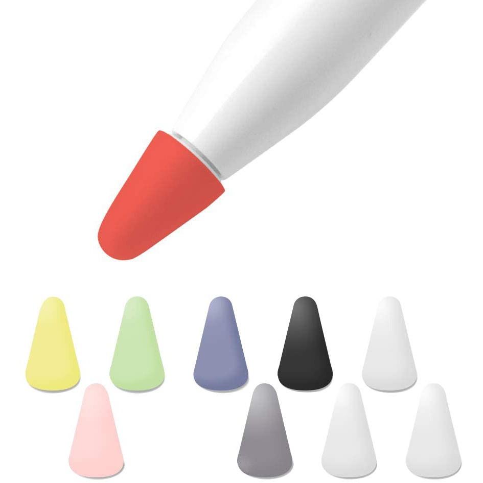 เคสหัวปากกา Apple pencil 1/2 Apple pencil cover cap case Pencil Tip Cover **ส่งจาก กทม.***