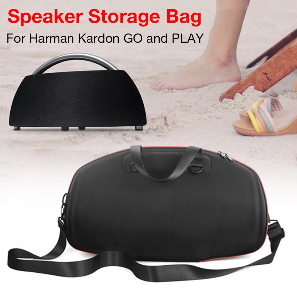ลำโพงถุงเก็บป้องกันการเดินทางกระเป๋าพกพาบลูทูธลำโพงกระเป๋าเหมาะสำหรับ Harman Kardon GO and Play