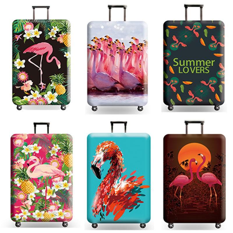 หนากระเป๋าเดินทางป้องกันกระเป๋าเดินทาง 24 รถเข็นกันฝุ่นหนังกระเป๋าเดินทาง 28/30/32 นิ้ว