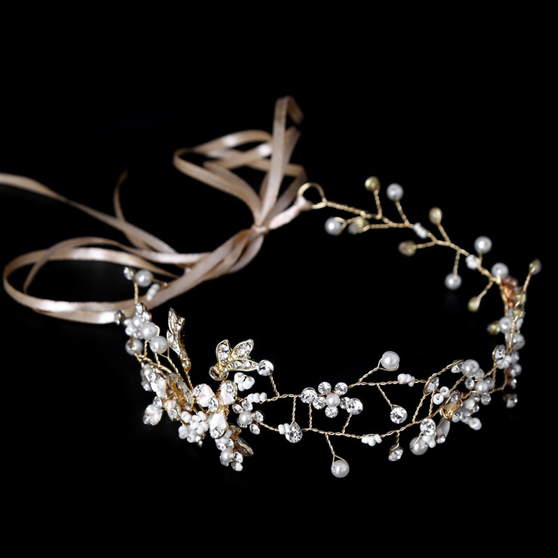 Bridal Hair Comb Ladies Wedding Prom Party Occasion Accessory Silver Slide Tiara