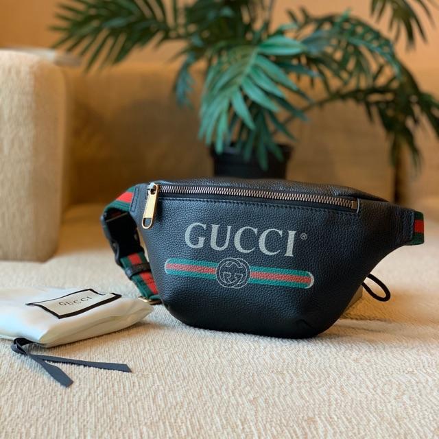 Gucci belt bag logo mini