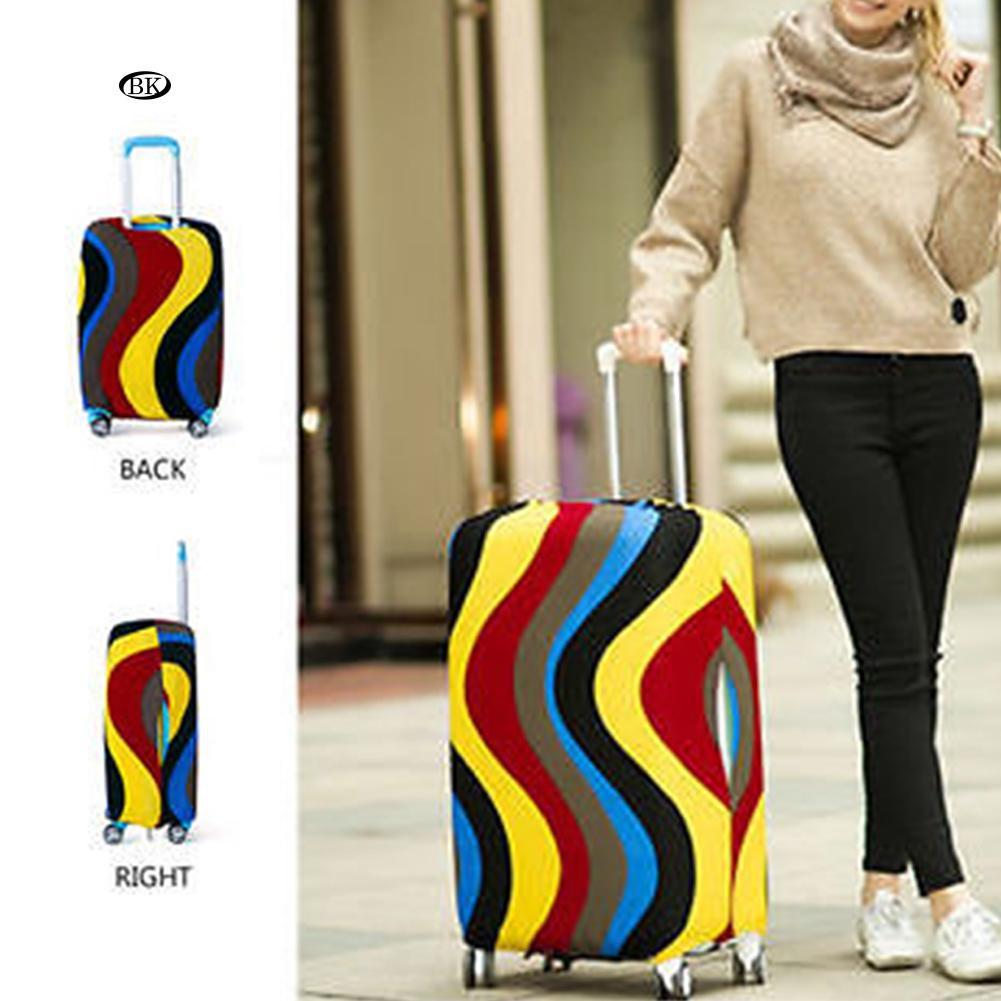 กระเป๋ากันฝุ่นสำหรับใส่กระเป๋าเดินทาง 18-28 นิ้ว