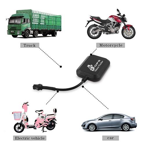 💎♥ GSM GPRS GPS Tracker ยานพาหนะสัตว์เลี้ยงติดตามเวลาจริงอุปกรณ์