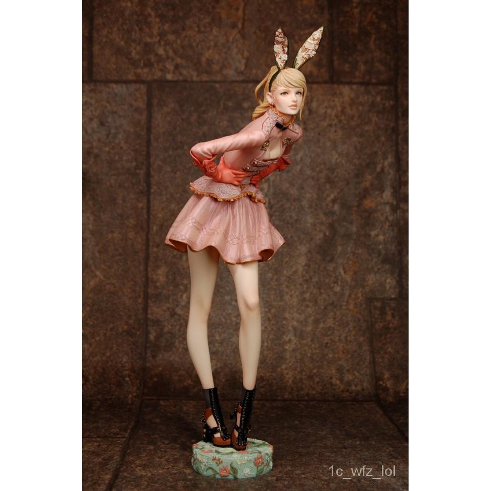 Resin Figure Kit Bunny Balmain Unainted Garage Resin Kit#¥%¥# 2Wnb