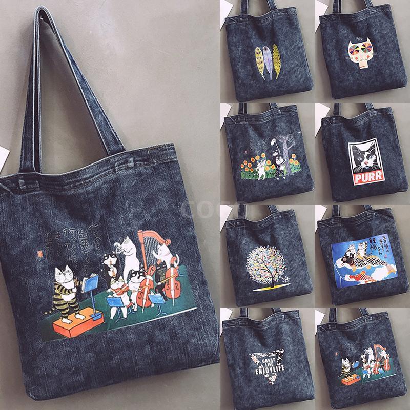 Scarecrow handbag 2018 shoulder bag handbag female Korean version 2019 fashion  bag large capacity tote bag  b46d77df1fddd
