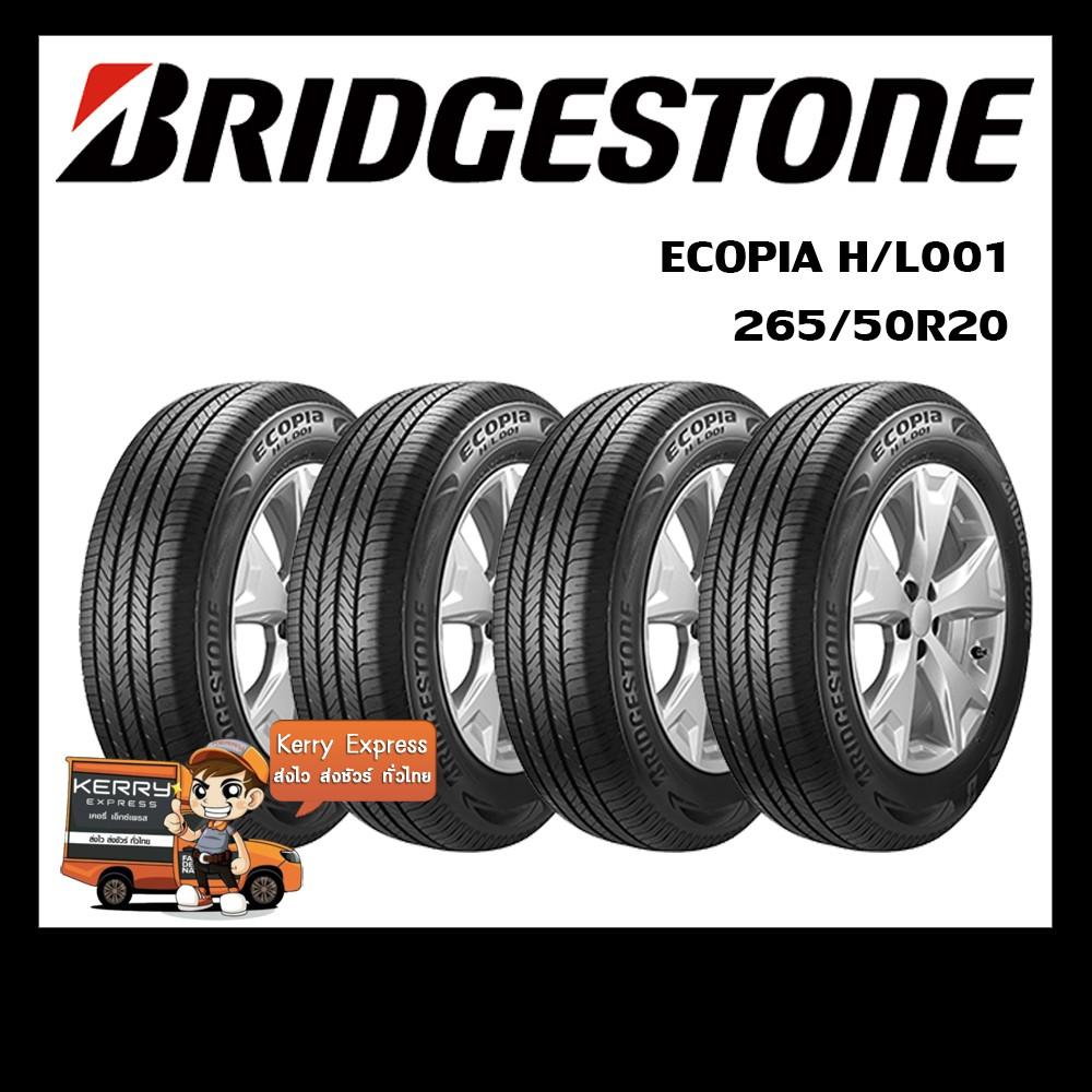 265/50R20 BRIDGESTONE ECOPIA H/L 001