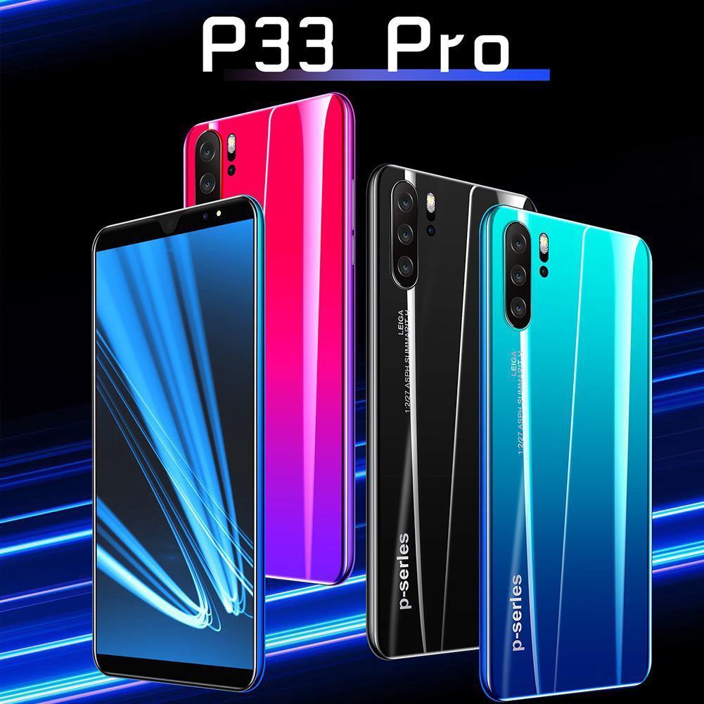สมาร์ทโฟน2019 ปลั๊ก P 33 4 G 5 . 8 64 Gb + หน่วยความจํา Android N 3o5