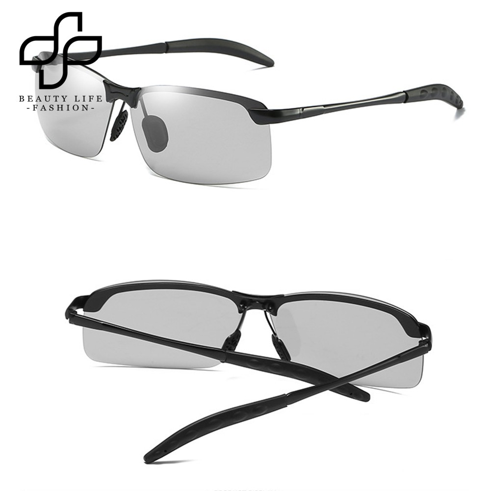 BEAUTY~Polarized Photochromic Outdoor Sports Sunglasses Glasses Eyewear