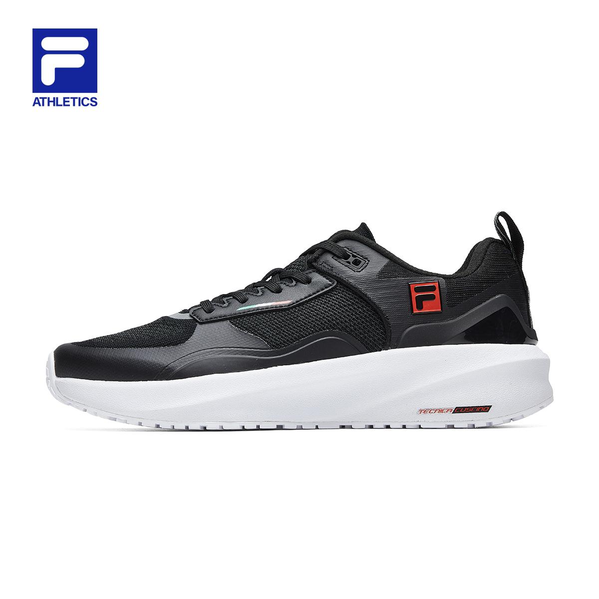 Fila athleticsรองเท้าวิ่งผู้ชาย2020ฤดูใบไม้ผลิและฤดูใบไม้ร่วงใหม่มืออาชีพรองเท้ากีฬารองเท้าผู้ชาย