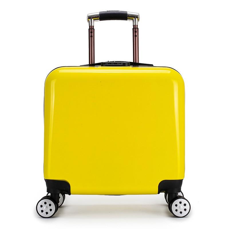 กระเป๋าเดินทางล้อลากขนาดมินิ 16 นิ้ว 18 20 นิ้ว