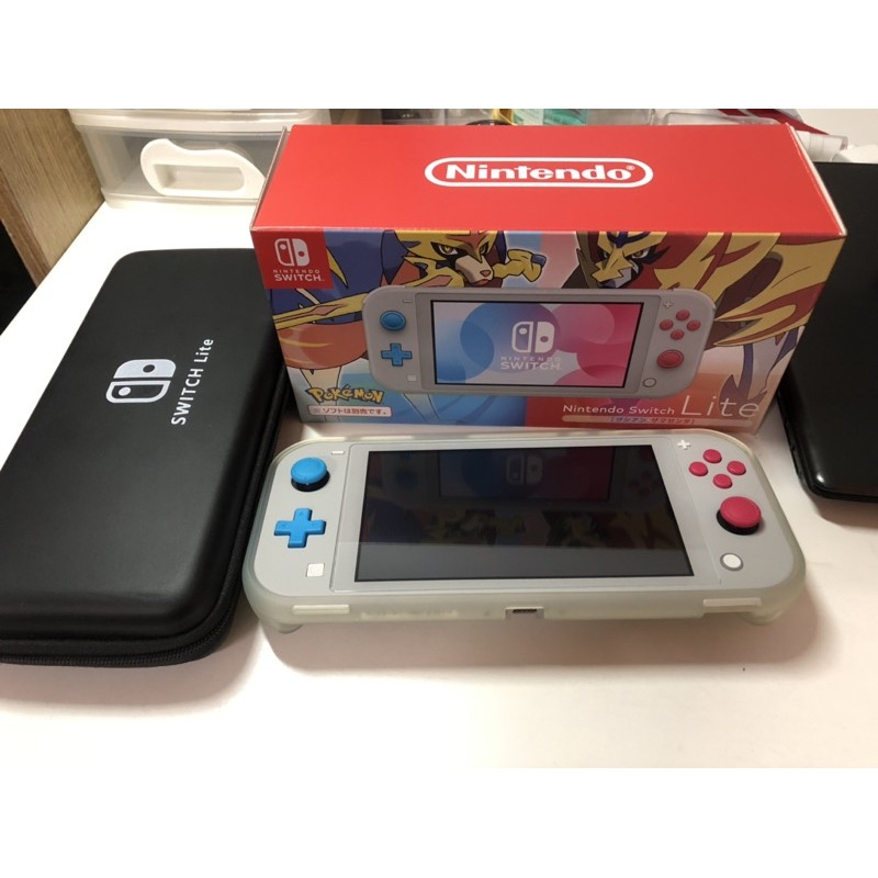 ❗️❗️Nintendo switch lite pokemon มือสอง💯💯